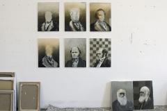 Charles Darwin Variationen | © Klaus Geigle
